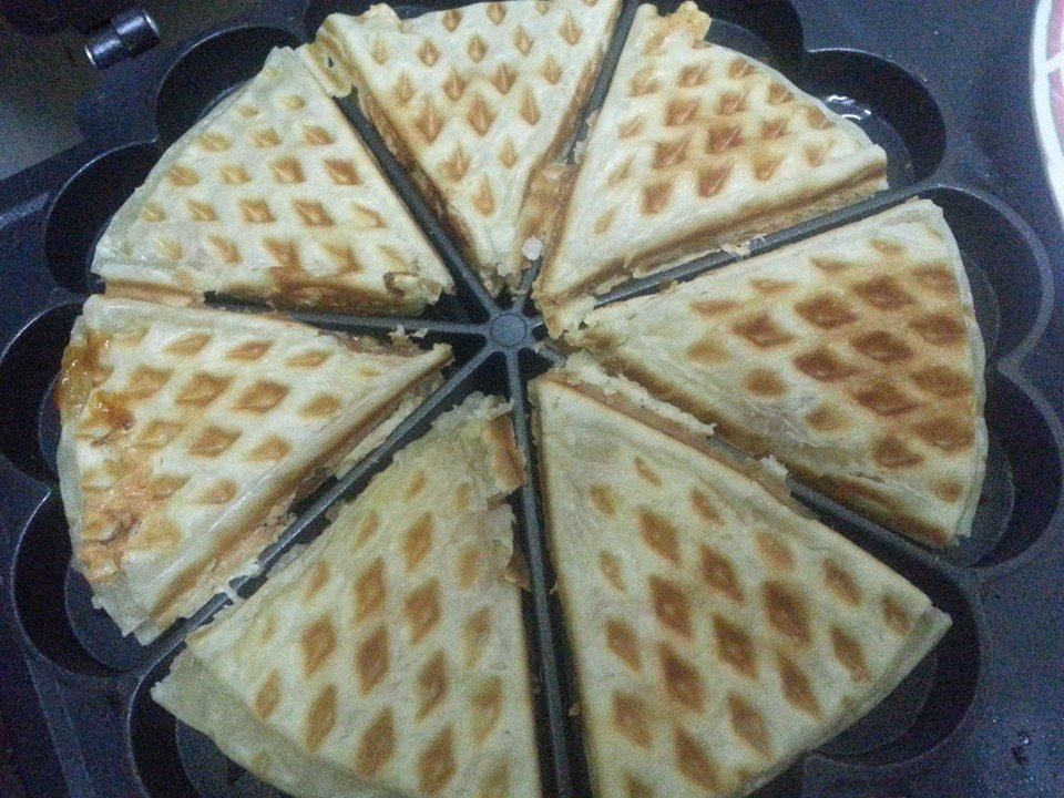 waffle pan