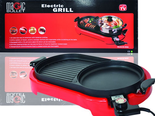BBQ GRILL PAN + STEAMBOAT_2