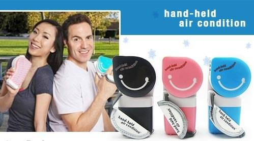 HAND HELD AIR CONDITION1