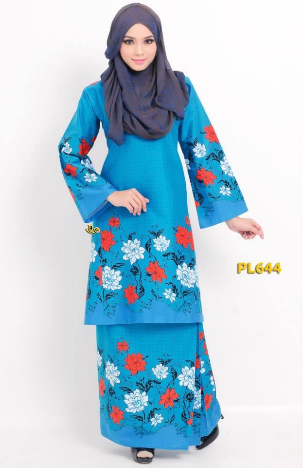 baju kurung PL644