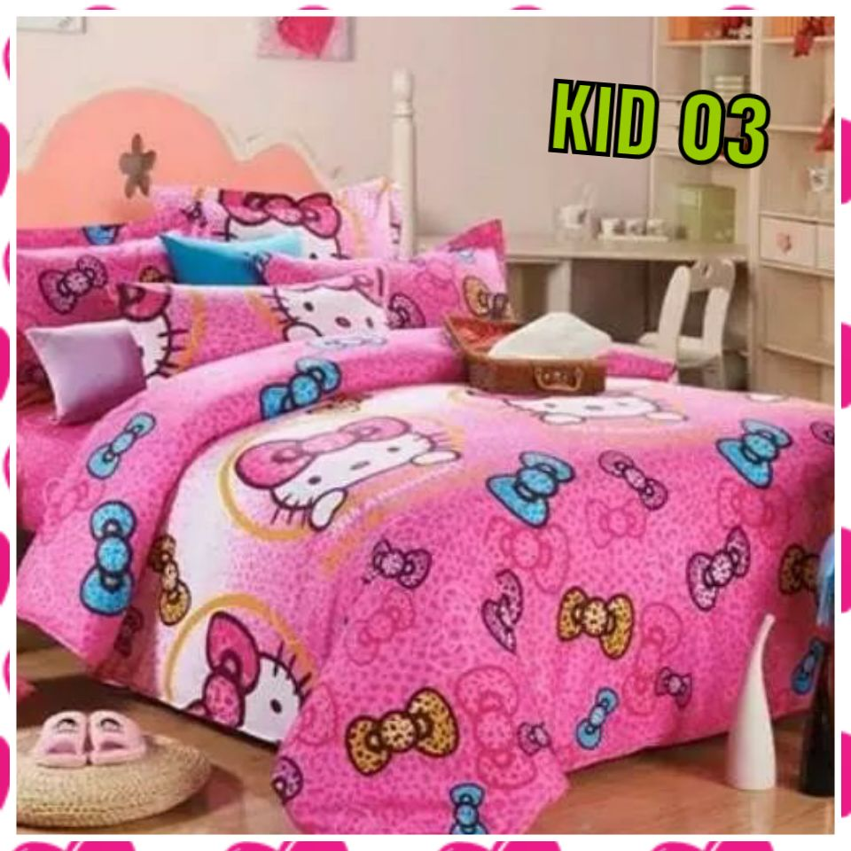 hello kitty bedsheets