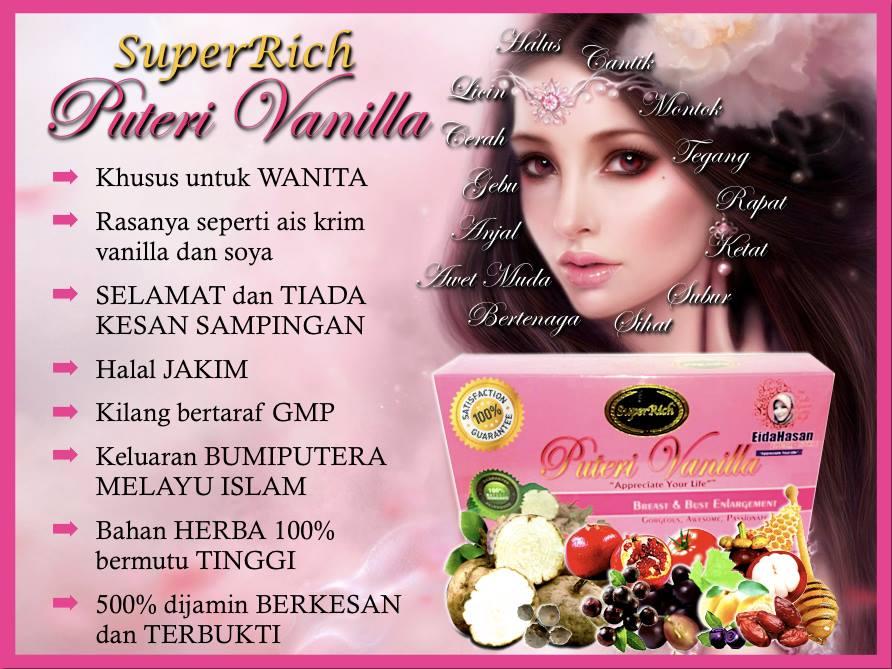 Superrich Puteri Vanila 4