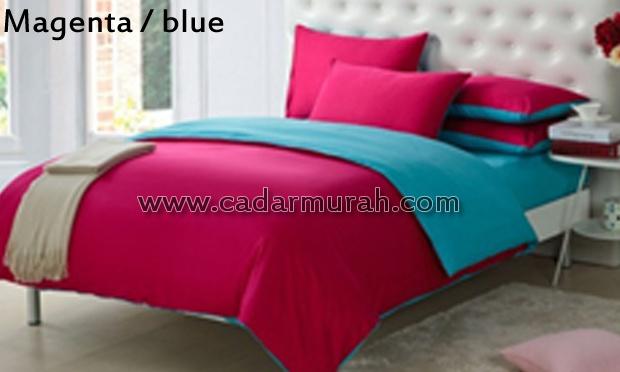 cadar Magenta blue
