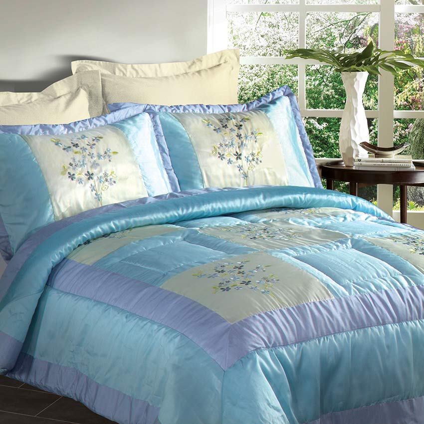 Akemi Cotton Gracious blue