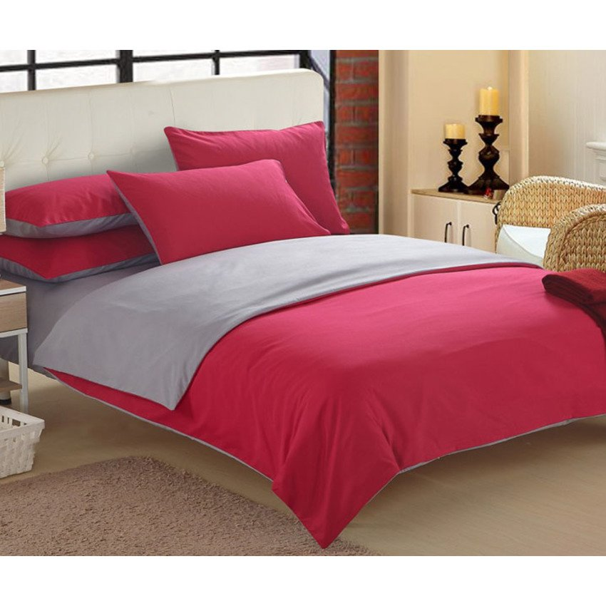 Macaron Bed Red