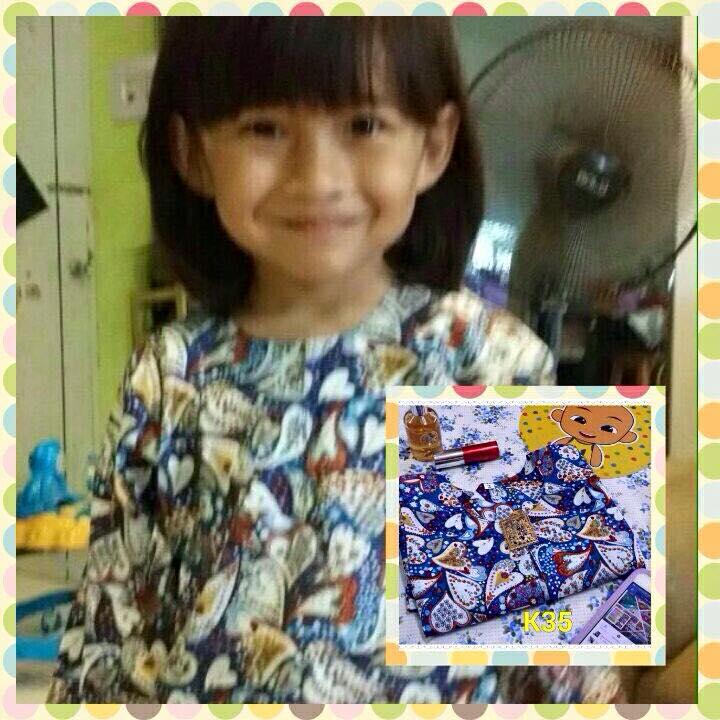 baju kurung kanak kanak 2