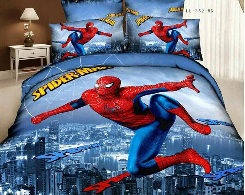 cadar spiderman