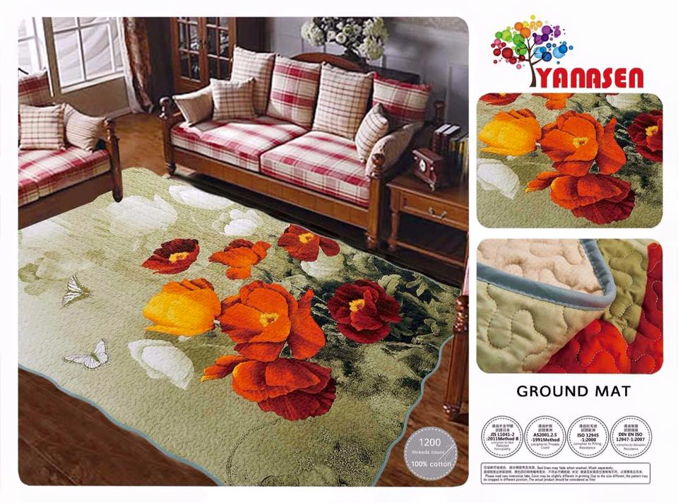 Carpet Patchwork 3d - Carpet Vidalondon