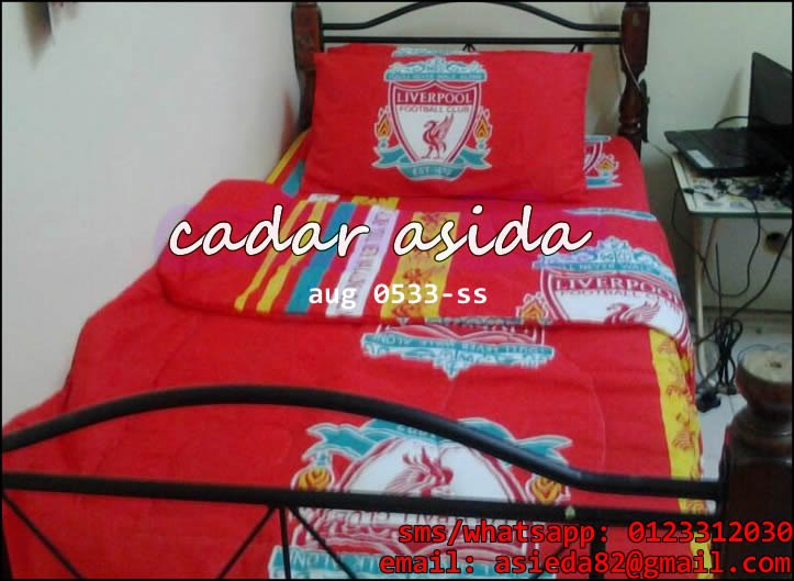 TESTIMONI SINGLE COMFORTER AUG 0533 SS LIVERPOOL