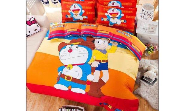 Doraemon bedsheet 5