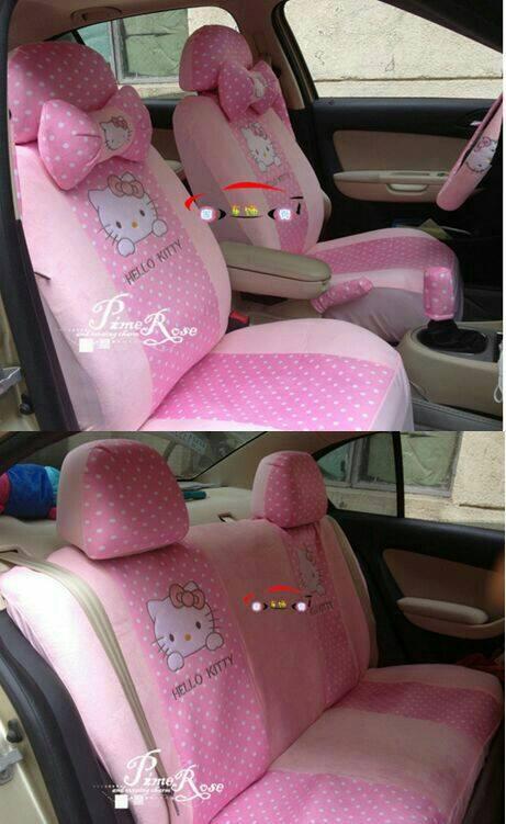 COVER SEAT CAR CUTE 3